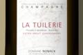 Champagne Nowack. La Tuilerie Extra-Brut
