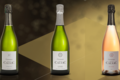 Champagne Etienne Calsac. Rose de craie