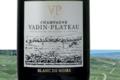 Champagne Vadin-Plateau. Blanc de noirs