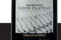 Champagne Vadin-Plateau. Grande réserve