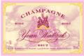 Champagne Walczak Yvan. Champagne rosé