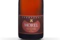 Champagne Morel. Champagne Rosé de Saignée