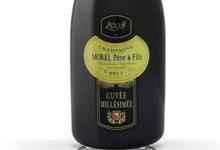 Champagne Morel. Champagne Millésimé 2008