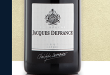 Champagne Jacques Defrance. Champagne brut nature