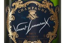 Champagne Lamoureux Vincent. Réserve brut
