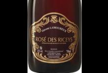 Champagne Lamoureux Vincent. Vin rosé des Riceys