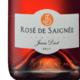 Champagne Jean Diot. Rosé de saignée