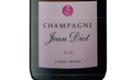 Champagne Jean Diot. Cuvée Rosé