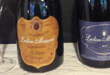 Champagne Leclere Massard. Brut Blanc de blancs