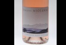 Domaine Miolanne. Volcane Rosé