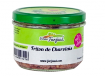 La Ferme Farjaud. Friton de Charolais