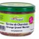 Terrine de Charolais, oranges, Grand Marnier