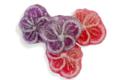 Laviel. Violette-Coquelicot