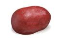 Pommes de terre nouvelles Roseval chocolat