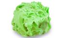 Laviel. Chardon vert poire