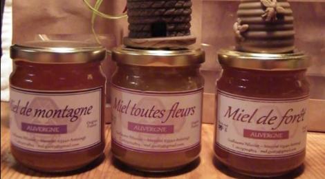 Le Rucher de Solignat. Miel de forêt