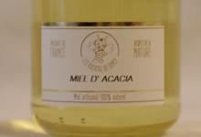 Les ruchers du Sancy. Miel d'Acacia