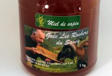 Les ruchers du Sancy. Miel de sapin