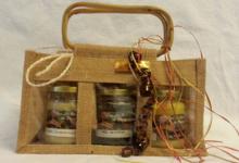 Les ruchers du Sancy. Assortiment de miels