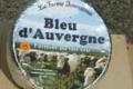 AOP Bleu d'Auvergne. Ferme Bonnafoux
