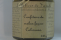 Les Délices de Fannette. Confiture de Melon Façon Calisson
