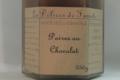Les Délices de Fannette. Confiture de Poires au Chocolat