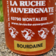 La Ruche Auvergnate. Miel de bourdaine