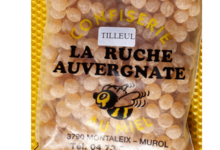 La Ruche Auvergnate. Boules tilleul