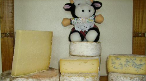 Ferme Aux Fromages. Nos fromages