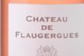 Chateau De Flauguergues. Rosé Les Comtes
