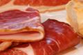 """La Ferme """"Au Cochon Gourmet"""". Jambon sec"""