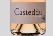 Domaine Saparale. Cuvée Casteddu rosé