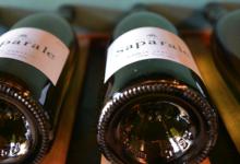 Domaine Saparale. Cuvée Saparale blanc