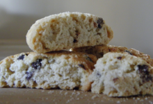 Biscuiterie Tamburini. Canistrelli au chocolat et à l'orange