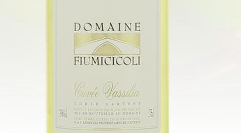 Domaine Fiumicicoli. Cuvée Vassilia blanc
