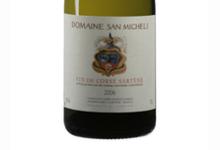 Domaine San Micheli. cuvée tradition blanc