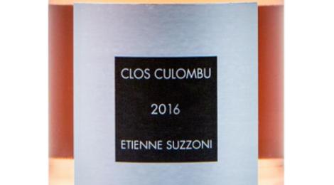 Clos Culombu. Clos Culombu rosé
