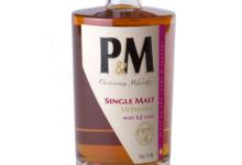 Domaine Mavela. P&M Single Malt 12 ans X Alzeto