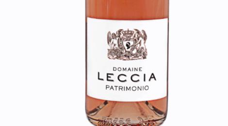 Domaine Leccia. Patrimonio rosé