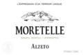 Clos D'alzeto. Cuvée Moretelle