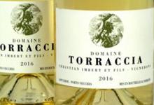 Domaine de Torraccia. Toraccia blanc
