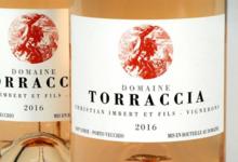 Domaine de Torraccia. Oriu rosé