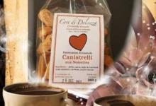 Canistrelli Core Di Dolcezza. Canistrelli aux noisettes