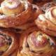 A Passione di Mammone. pain aux raisins