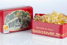 Alain Batt Chocolatier Confiseur. Bergamote de Nancy