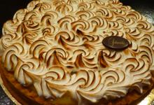 Pâtisserie Schwartz. tarte citron meringuée