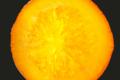Confiserie Saint Sylvestre. Orange en tranche