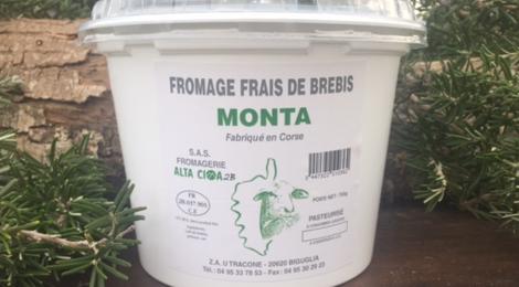 Fromagerie Alta Cima. Monta