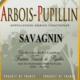 Fruitière vinicole de Pupillin. Arbois-Pupillin Savagnin