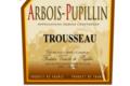 Fruitière vinicole de Pupillin. Arbois-Pupillin Trousseau